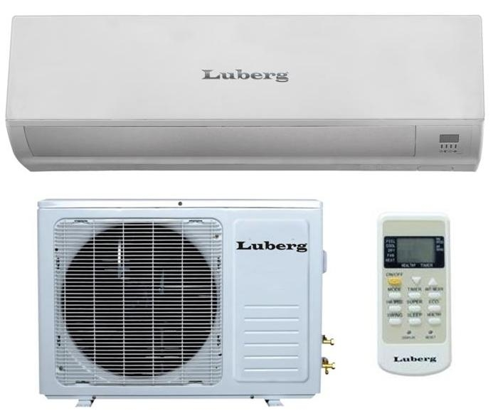 Luberg LSR-09 HDI ion, R410