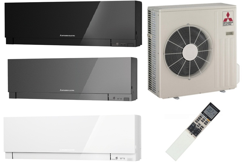 Mitsubishi Electric MSZ-EF50VE2(B/S/W) Design Inverter