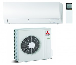 Mitsubishi Electric MSZ-FH50VE Deluxe Inverter
